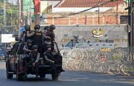 Rusuh Napi Teroris di Mako Brimob, JK Yakin Bisa Diselesaikan Polisi
