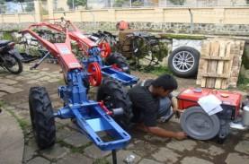 Mesin Pengering Gratis Untuk Petani