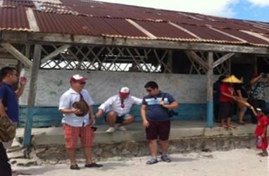 SD Laskar Pelangi Belitung Berhasil Membuat Wisawatan Penasaran