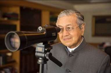 Mahathir Mohamad Simbol Kemenangan Pemimpin Berusia Senja