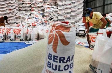 PENGAMANAN STOK pangan nasional : Beras Impor Siap Masuk Lagi