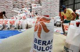 PENGAMANAN STOK pangan nasionaln : Beras Impor Siap Masuk Lagi