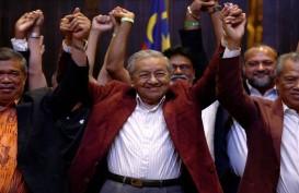 PEMILU MALAYSIA: Mahathir Mohamad Menang, Simak Catatan Perjalanan Partai Pakatan Harapan