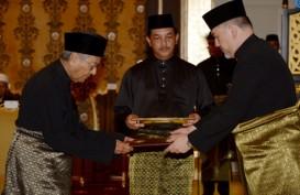 MAHATHIR DILANTIK: Lewat Telepon, Presiden Jokowi Beri Selamat