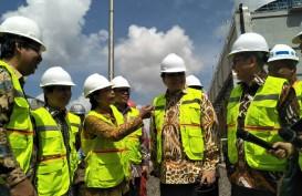 Pabrik IIB Pusri Diresmikan, Sanggup Produksi 907.500 Ton Urea dan 660.000 Ton Amoniak