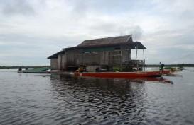 Revitalisasi Danau Tempe Sulsel Ciptakan 36 Pulau Baru