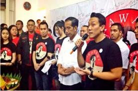 Staf Khususnya Jadi Ketum Partai, Jokowi Ucapkan Selamat