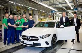 Pabrik Kecskemet Berproduksi: A-Class, Mercedes-Benz Pertama dari Hungaria