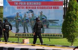 Tangkal Aksi Teror, Pemprov Sulsel Kerahkan 8.000 Polisi untuk Pengamanan