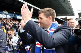 Atasi Eks-Pelatihnya Rodgers, Bos Rangers Gerrard…