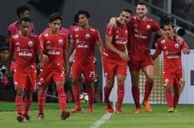 Persija Jakarta Tersingkir dari AFC Cup, Skor Agregat…