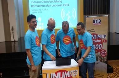 Indosat Prediksi Trafic Data saat Mudik di Jateng Naik 88,3%