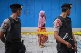 Polda Jambi Perketat Penjagaan seluruh Kantor Polisi