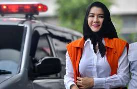 Sudah 8 Bulan di Sel KPK, Rita Widyasari Mengaku Biasa Saja