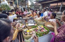 Jelang Galungan, Denpasar dan Gianyar Gelar Pasar Murah