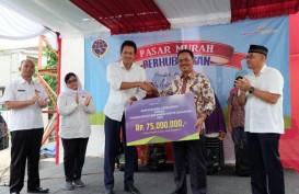 Angkasa Pura I Dukung Kegiatan Pasar Murah Perhubungan 2018 di Semarang