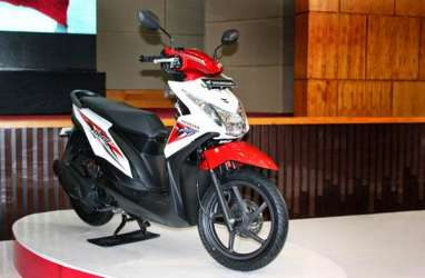 EKSPOR SEPEDA MOTOR : Astra Honda Andalkan Skutik