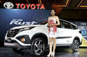 Toyota Indonesia Kirim Avanza, Vigo, dan Rush ke Vietnam