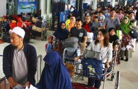 ANGKUTAN LEBARAN 2018: Disiapkan 7,2 Juta Kursi Pesawat