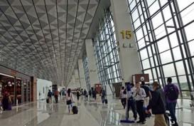 Tim K9 Brimob Polda Metro Jaya Amankan Bandara Soekarno-Hatta