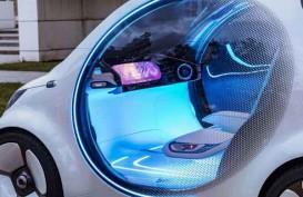 Saingi Tesla, Daimler Siapkan 10 Mobil Listrik