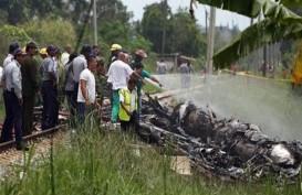 Pesawat Jatuh di Havana: Dari 111 Orang, Hanya 3 Wanita Selamat