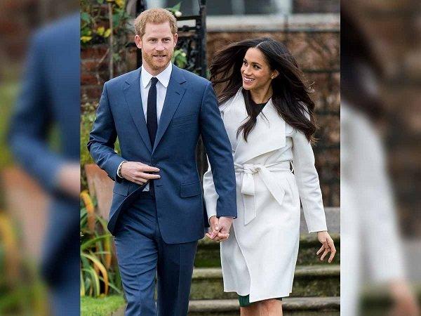 Pangeran Harry dan Meghan Markle - Istimewa