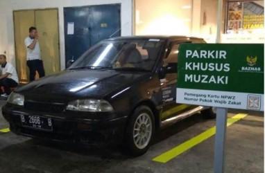RAMADAN 2018: Ini Tempat Parkir Khusus Bagi Pembayar Zakat Di Mal