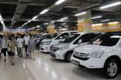 Tren SUV Menguat, Penjual Mobil Bekas Akan Nikmati Pesta Tahun Depan