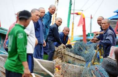 Curi Ikan, Dua Kapal Nelayan Filipina Ditangkap di Dekat Tahuna