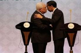 Presiden Palestina Dilarikan ke Rumah Sakit
