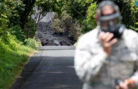 ERUPSI GUNUNG KILAUEA: Semburan Gas Beracun, Penduduk Hawaii Hadapi Ancaman Baru