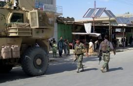 Rusia Serukan AS Bernegosiasi dengan Taliban