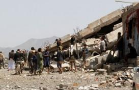 Arab Saudi Cegat Misil Balistik yang Ditembakkan Kelompok Houthi Yaman