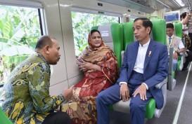 KA Bandara Minangkabau Express Beroperasi, Tarif Perdananya Rp10.000