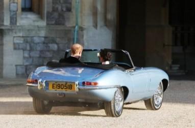 Mobil Listrik Ini Dipakai Pangeran Harry-Meghan Markle Saat Royal Wedding