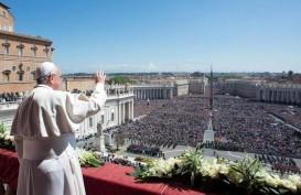 Uskup Agung El Salvador Oscar Romero Diangkat Menjadi Orang Suci oleh Paus Fransiskus