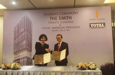 Triniti Gandeng Total Garap Mixed-Use The Smith Alam Sutera