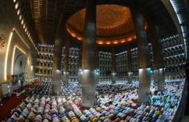 Batal di Monas, Tarawih Akbar akhirnya Digelar di Masjid Istiqlal
