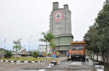 April, Penjualan Semen Padang Tumbuh 3,7%