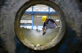 EKSPANSI WTON : Perluasan Pabrik di Makassar Hampir Rampung