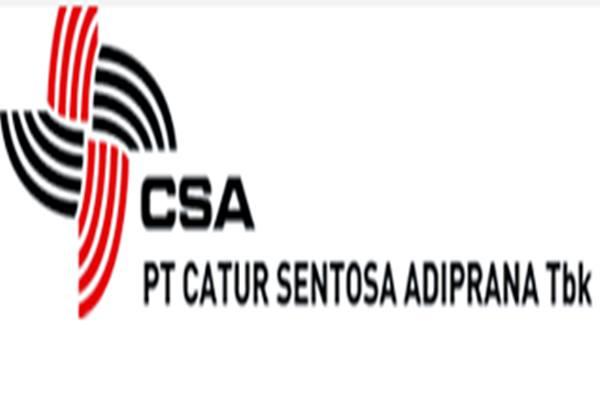 PT Catur Sentosa Adiprana Tbk. - Bisnis.com