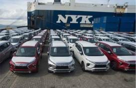 KINERJA EKSPOR MOBIL : Pengapalan dari Indonesia Tumbuh 3,1%