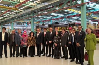 Siemens Mobility Berminat Terlibat dalam Proyek Transportasi Publik di Indonesia