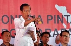 Presiden Jokowi Temui Para Penerima KIS di Istana Negara