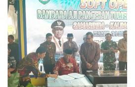 AP I & Pemprov Kaltim Bahas Pengelolaan Bandar Udara APT Pranoto Samarinda