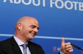 Presiden UEFA Tuding Bos FIFA Terapkan Merkantilisme Kejam
