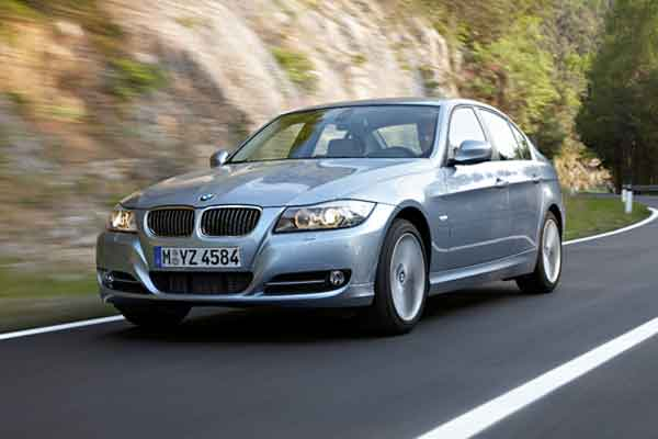 BMW Seri 3. - BMW