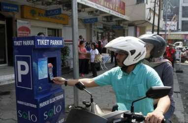 Parkir Elektronik Tabanan Jadi Contoh Terobosan Kawasan Timur