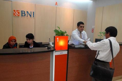 Bank BNI. - .
